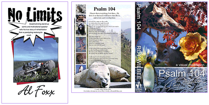 NoLimits and Psalm 104 Covers