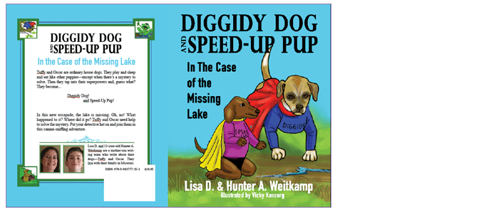 Diggidy Dog and Speed-Up Pup cover