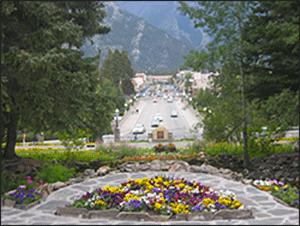 Banff, Main Street