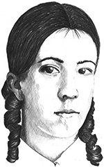 Louisa Boren sketch