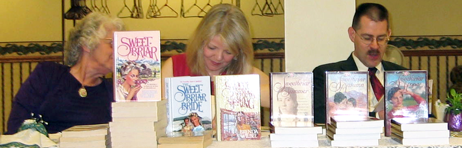 Brenda Wilbee book signing: Cherry Grove, IL